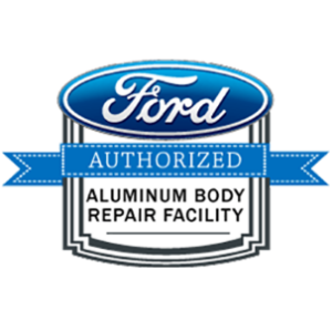 Ford Aluminum Logo